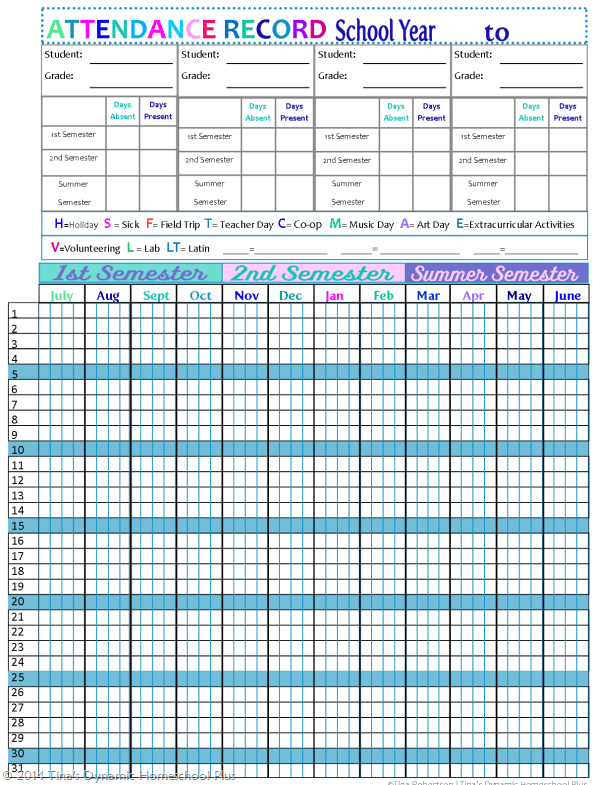 100 Monthly Attendance Sheet Template Excel – Attendance Sheet Excel Template