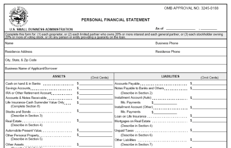 Fine balance statement template ideas resume ideas namanasa 8 personal financial statement templates excel templates pronofoot35fo Image collections