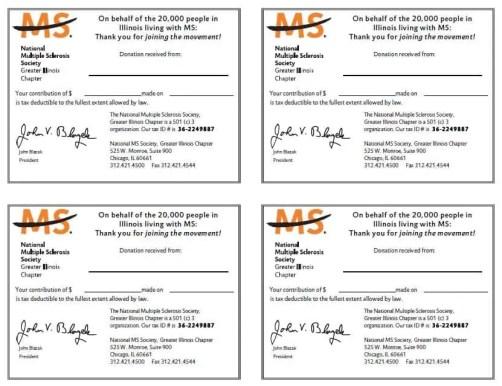 9+ Tax Donation Receipt Templates - Excel Templates