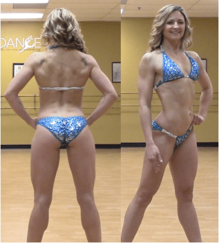 bikini front and back wk 12