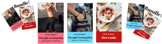 Getfitgofigure.com fitness guides
