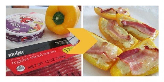 bacon snack peppers cream cheese recipe