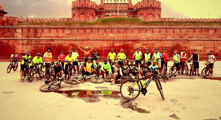 Delhi Cycling Clubs