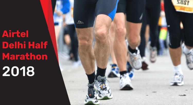 Airtel Delhi Half Marathon 2018 training