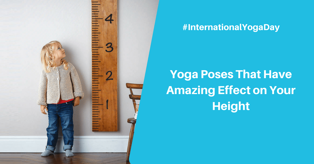 Yoga for increasing hieght