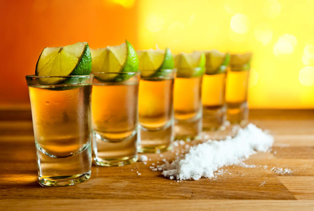 Weight Loss due to Tequila
