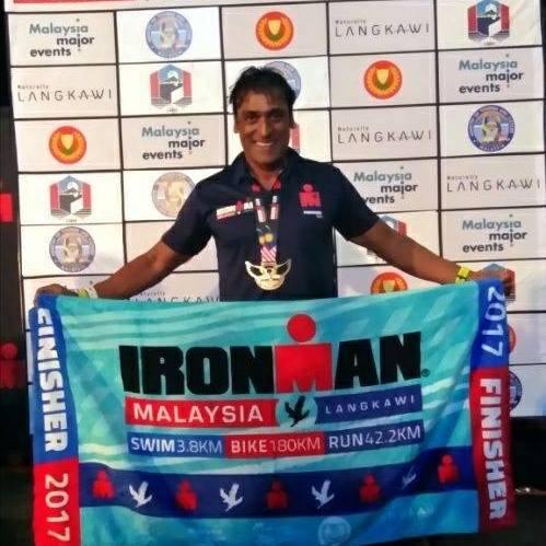 Fitso Ironman Coach Vinay