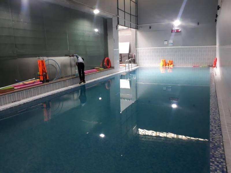 swimming pools in gurgaon