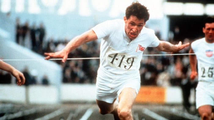 Chariots of Fire: motivational running movie