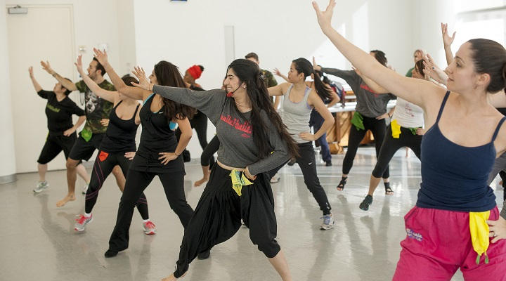 zumba classes in Delhi