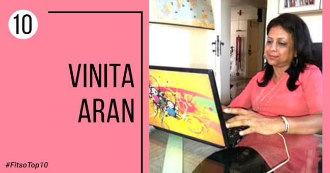 Dr. Vinita Aran: top dietitians in Mumbai