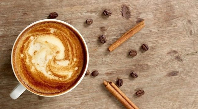 Coffee sprinkled with cinnamon: food combination for weight loss