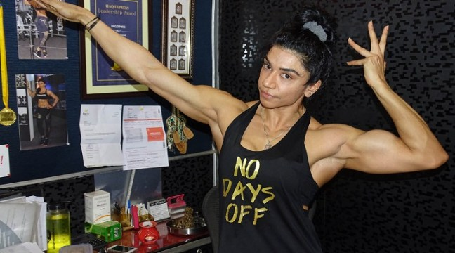 Yashmeen Manak: fitness trainers in India