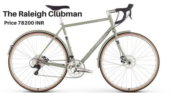 Raleigh Clubman: cycle for beginners