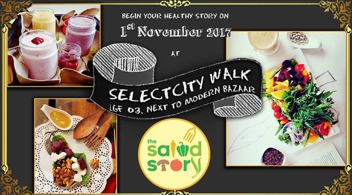 TheSaladStory Delhi: food blogs in Delhi