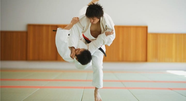 Practice Self Defence: new year resolution
