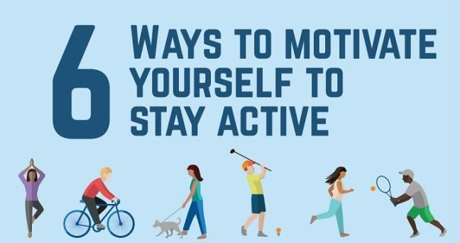 Staying Active: healthy diet