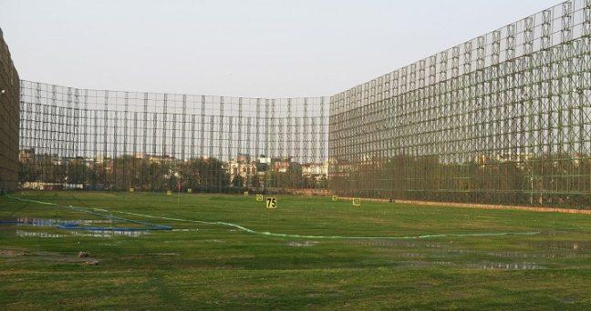 Noida stadium: Fitso running programme