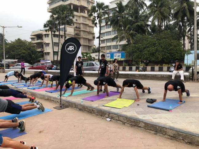 adidas running groups in mumbai