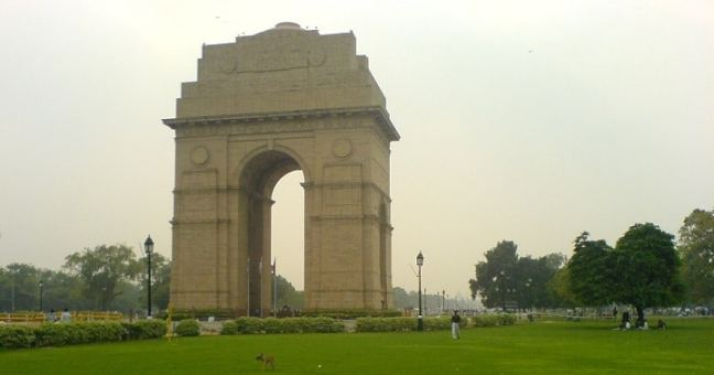 india gate: Fitso running programme