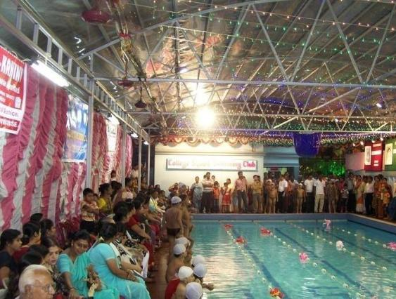 swimming classes in kolkata