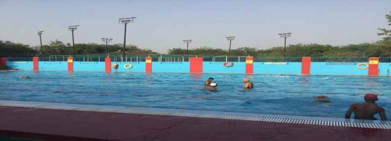 MNM Sports academy: swimming classes in faridabad