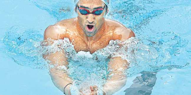 Fastest Indian Swimmer: Sandeep Sejwal