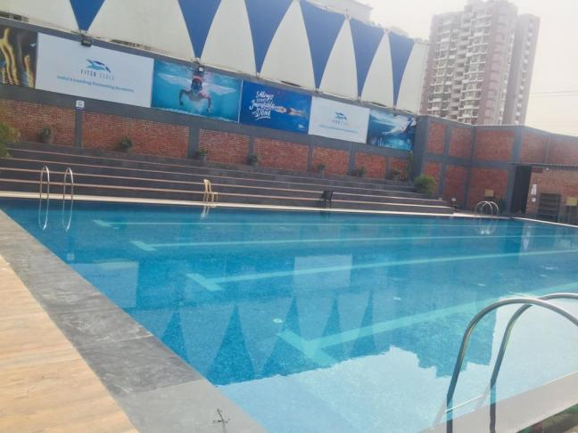swimming classes in ghaziabad