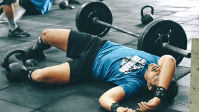 With weight training, less is more