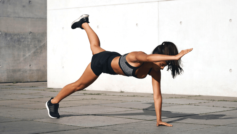 Insanely effective fully body exercises to get fit fast