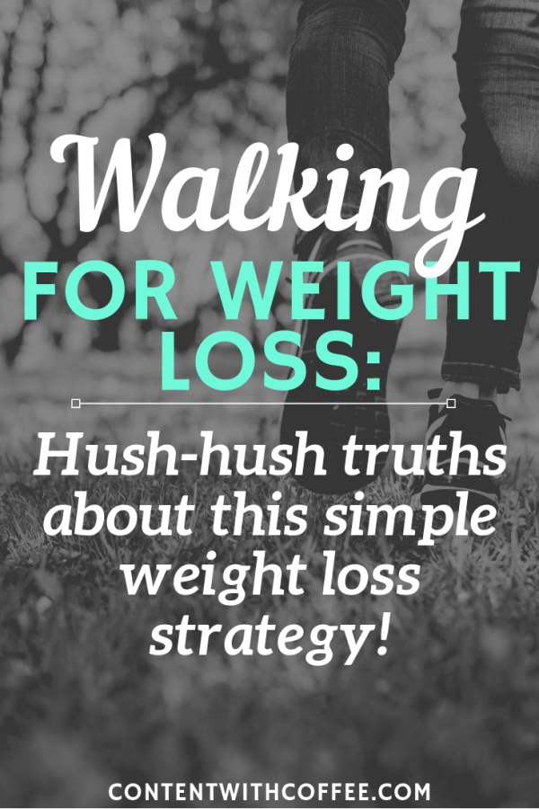 Can you actually lose weight by walking?? Everything you need to know about walking for weight loss is in this post! Click to read now! #walking #walkingforweightloss #weightloss #healthyweightloss #weightlosssecrets #losetheweight