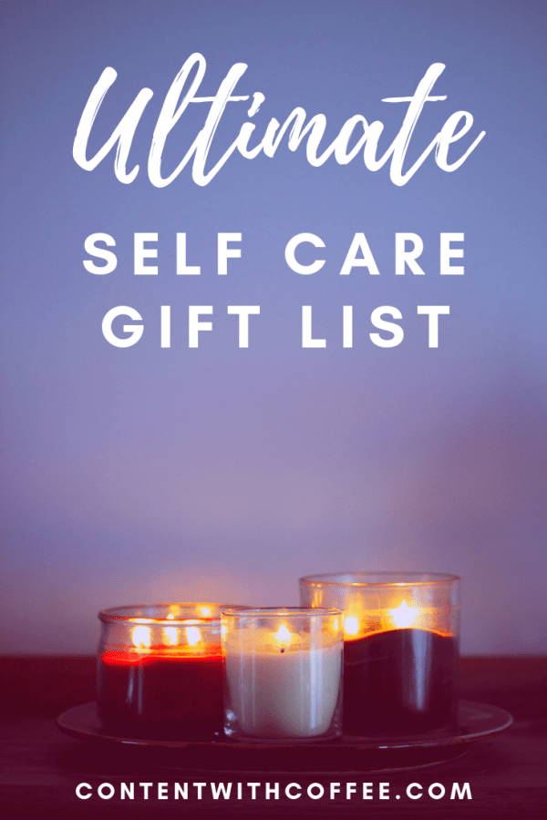 Looking for the best self care gifts? These self care products are perfect for anyone! #selfcare #selfcaregifts #selfcareproducts
