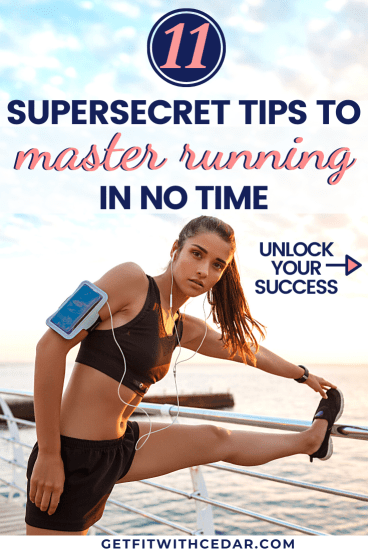 running for beginners pin