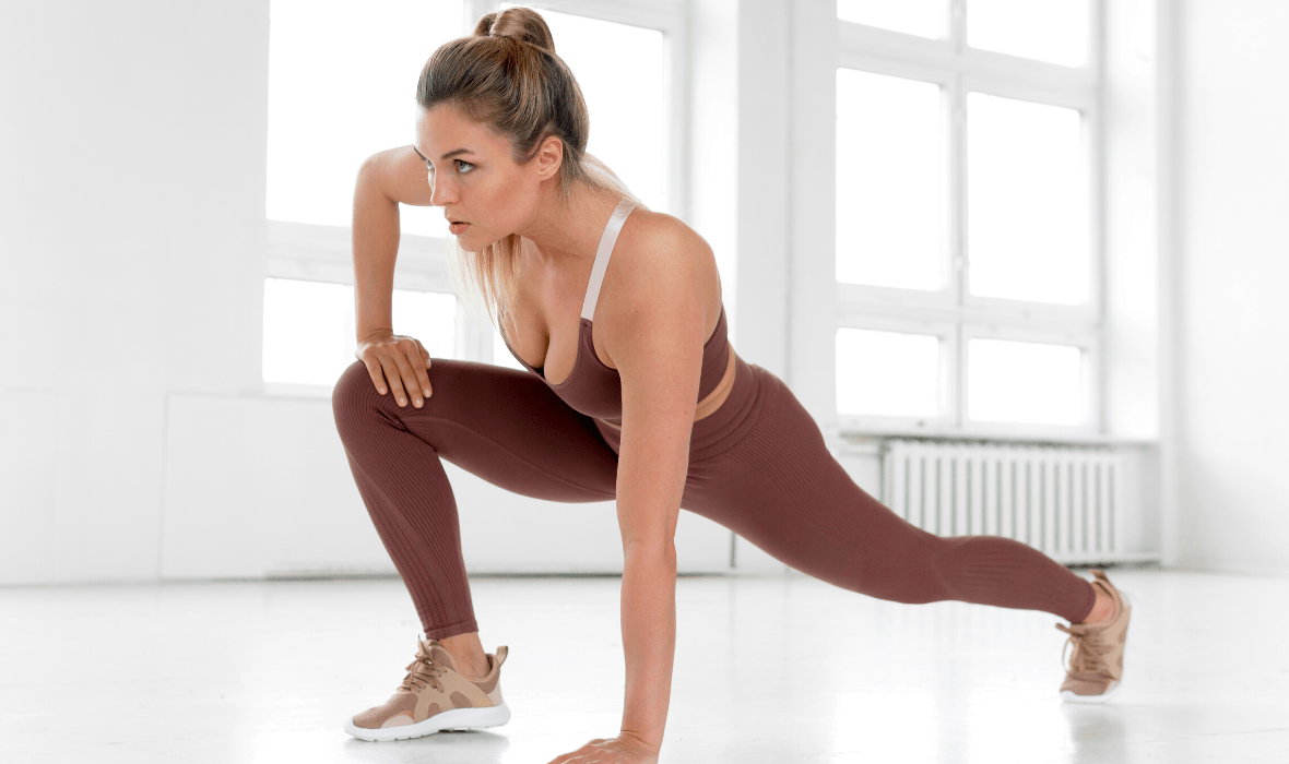 Full Body Workout for Busy People