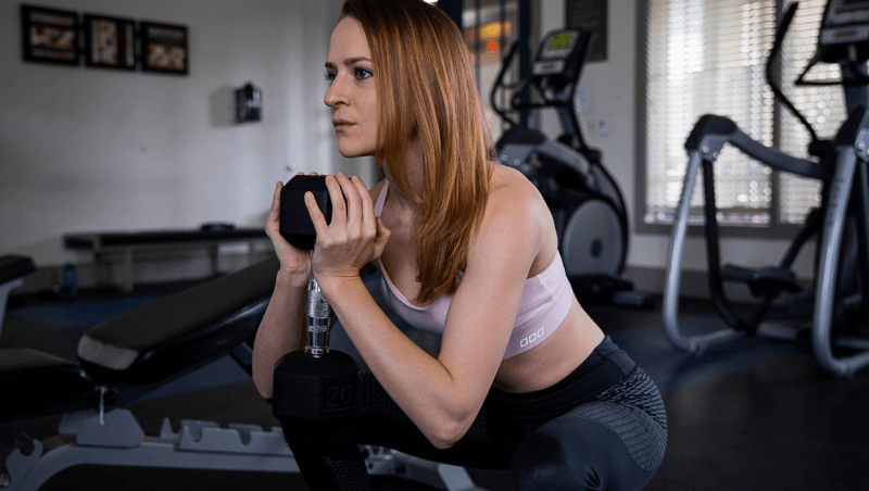 Weight lifting for female beginners