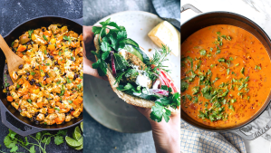 clean eating dinner recipes