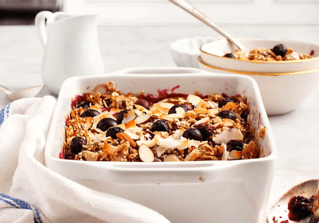 oatmeal cleaning eating breakfast recipe