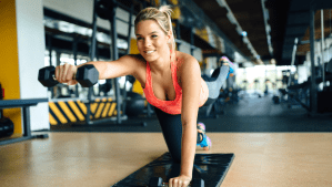 why strength training is good for weight loss