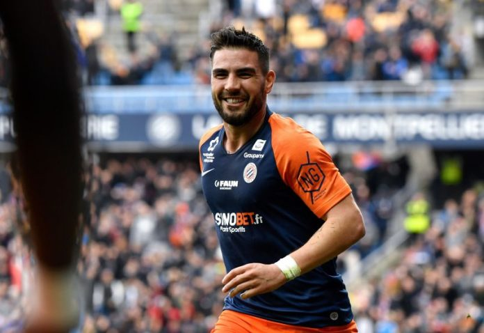 """Andy Delort on English football: """"When I arrived they made me put on 4 or 5kg!"""" 