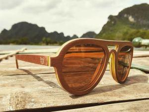 Hoe werkt een gepolariseerde zonnebril?