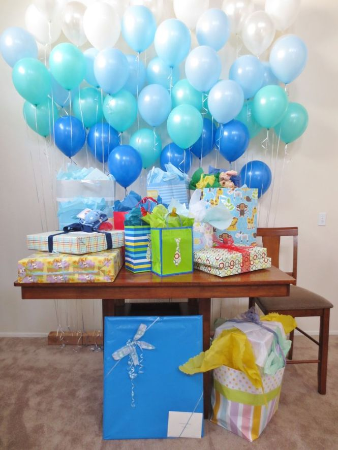 Baby Shower Decorating Ideas Pinterest 1 Wall Decal