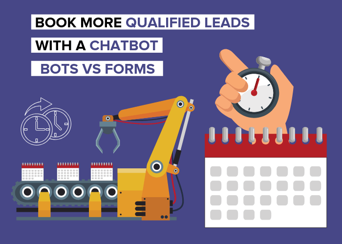 Book Meetings And Qualify Leads With A Chatbot