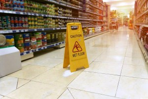 Slip and Fall Claim in Baton Rouge