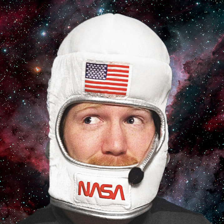 astronaut chris