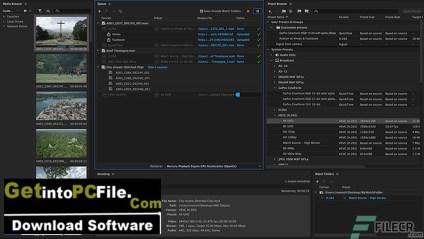 Adobe Media Encoder CC free download