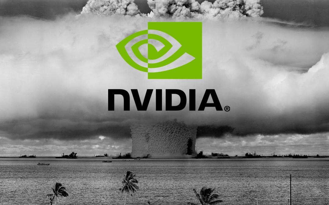 Nvidia blows up with a nightmarish Q3-2018 earnings report - Get Irked