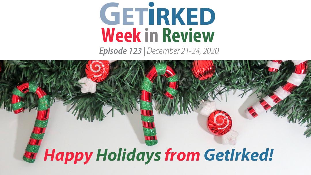 Week in Review #123