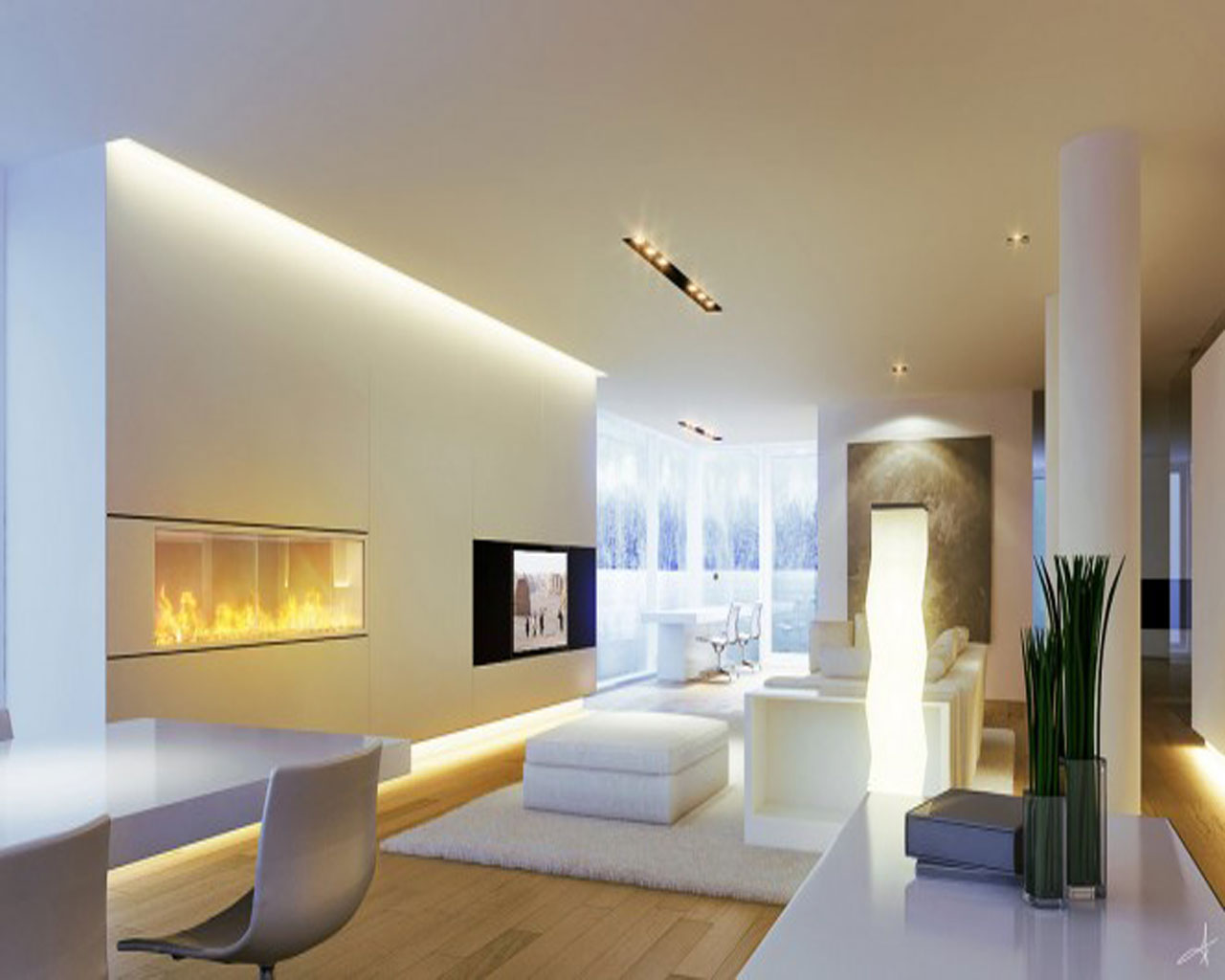 Cheap Decorating Ideas For Living Room Walls Simple Living