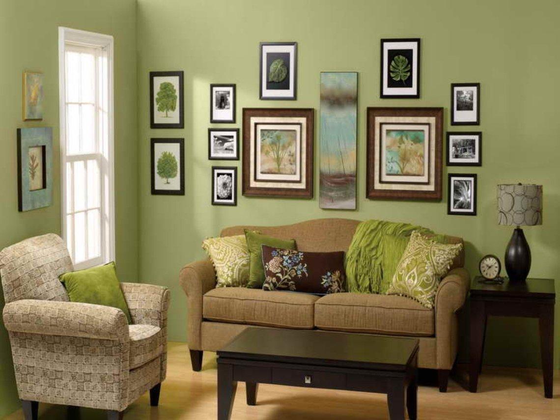 Interior Design Ideas Green Walls Fq Beloq