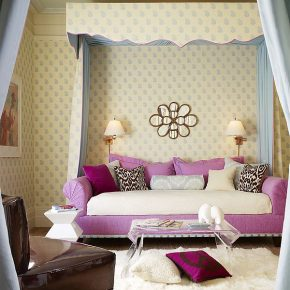20 Daybed Room Design Ideas   Interior Design Center Inspiration Cute teenage daybed room design idea redchilena com